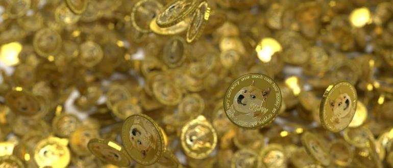 Ранее забытая криптовалюта Dogecoin установила новый рекорд