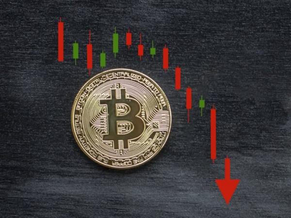 Капитализация рынка упала до $450 млрд