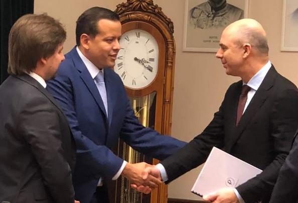 Министры финансов России и Венесуэлы встретились для обсуждения El Petro