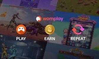 Играя в майнинг игры на ПК сейчас, вы получаете EOS на Womplay