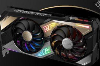 Видеокарта NVIDIA RTX 3060 Ti в майнинге