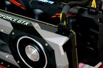 Доходность NVIDIA GTX 1080