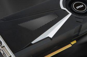 Видеокарта NVIDIA GTX 1070 в майнинге