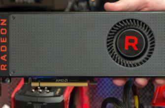 Видеокарта AMD RX Vega 56 в майнинге