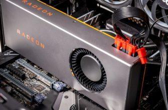 AMD RX 5600 XT майнинг разгон