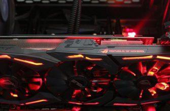 Видеокарта AMD RX 480 8GB в майнинге
