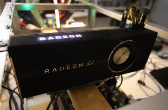 AMD RX 5700 XT в майнинге