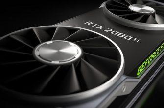 Видеокарта NVIDIA RTX 2080 SUPER в майнинге
