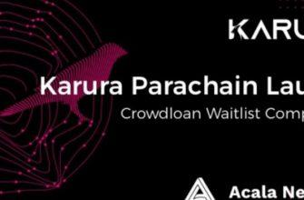 Bounty программа от Karura — 3 токена KAR ≈$10-100
