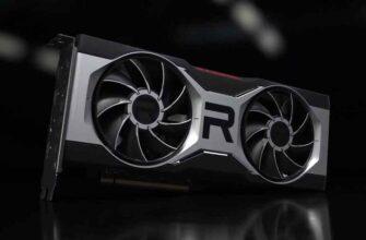 Видеокарта AMD RX 6600 XT в майнинге